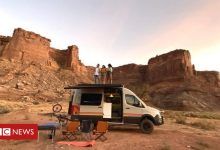 Photo of Tired of working from home? Put the office on wheels – BBC News